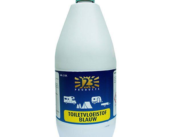 Chemisch Toilet Vloeistof : Toilet vloeistof blauw p.st. 123 products