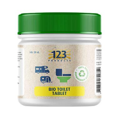 Chemisch Toilet Biologisch Afbreekbaar.Bio Toilet Tablet 123 Products